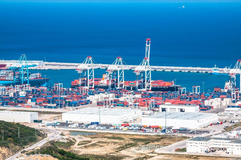 Tanger Med, A World-Class Port Complex
